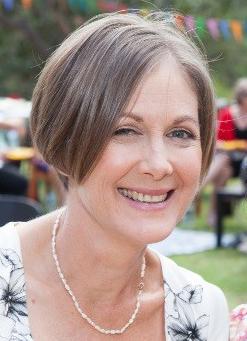 About Kathy Stirrup